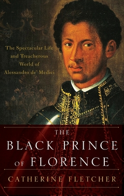 The Black Prince of Florence Cover