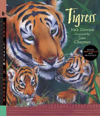 Cover for Tigress with Audio