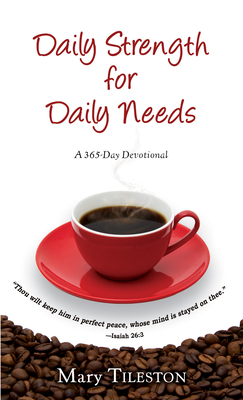 Cover for Daily Strength for Daily Needs