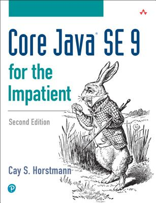 Cover for Core Java Se 9 for the Impatient