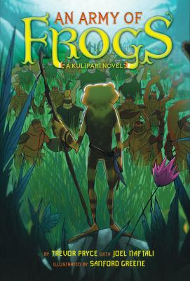 An Army of Frogs Cover