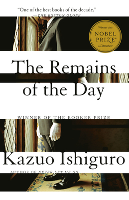 cover for The Remains of the Day