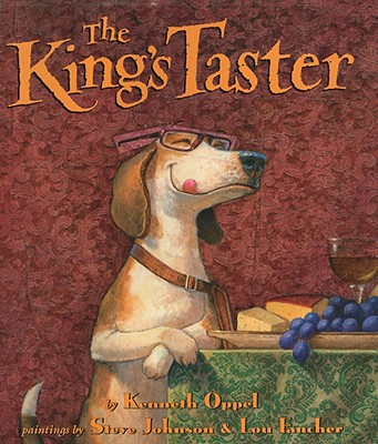 The King's Taster Cover