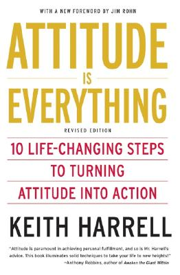 Attitude Is Everything REV Ed Cover
