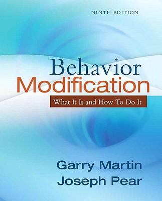 Behavior Modification Cover