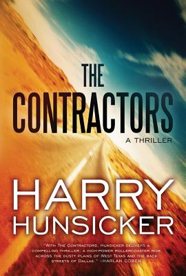 The Contractors (Jon Cantrell Thriller #1) Cover Image