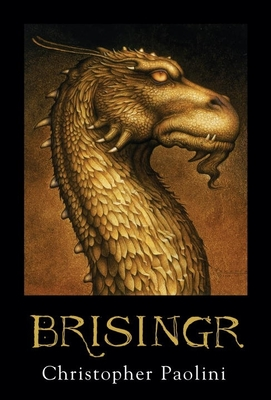 Brisingr: Book III (The Inheritance Cycle #3) Cover Image