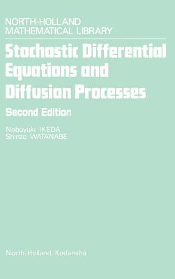 Stochastic Differential Equations and Diffusion Processes, Volume 24 Cover Image