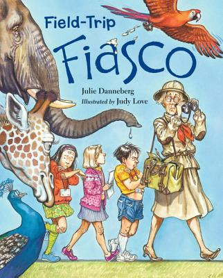 Field-Trip Fiasco (Mrs. Hartwell's Classroom Adventures #5) Cover Image