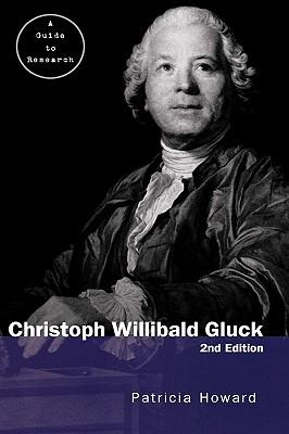 Cover for Christopher Willibald Gluck