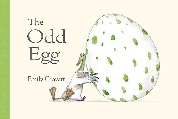 The Odd Egg Cover