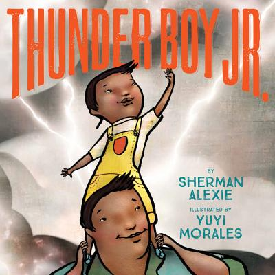 Thunder Boy JR cover image