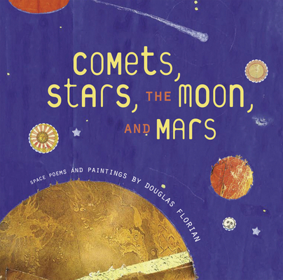 Comets, Stars, the Moon, and Mars Cover