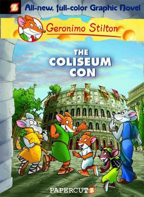 Cover for Geronimo Stilton Graphic Novels #3