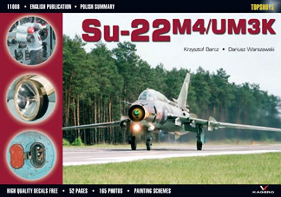 Su-22 M4/Um3k (Topshots #8) Cover Image