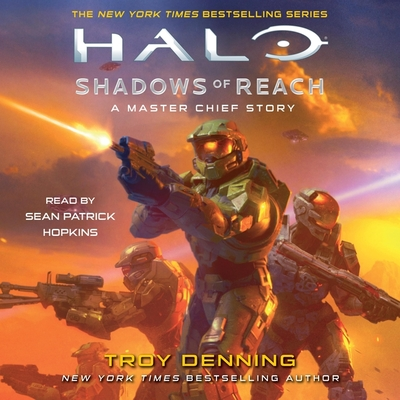 Halo: Shadows of Reach: A Master Chief Story Cover Image