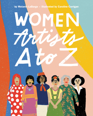 Women Artists A to Z Cover Image