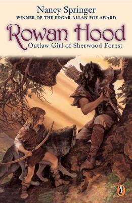Rowan Hood: Outlaw Girl of Sherwood Forest Cover Image