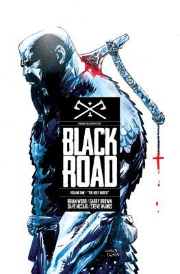 Cover for Black Road Volume 1