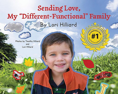 Sending Love, My Different-Functional Family Cover Image