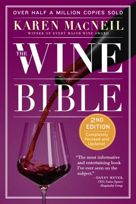 The Wine Bible Cover Image