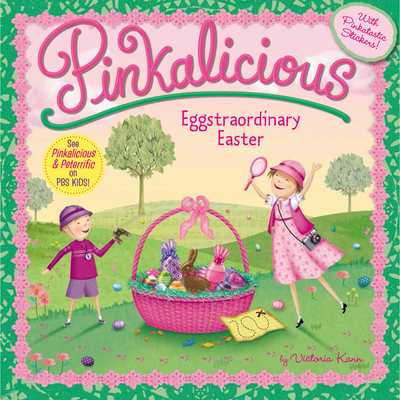 Pinkalicious: Eggstraordinary Easter Cover Image