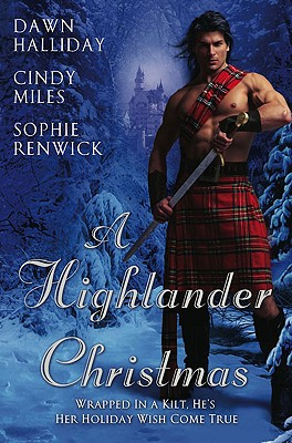 A Highlander Christmas Cover