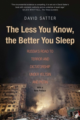 Cover for The Less You Know, the Better You Sleep