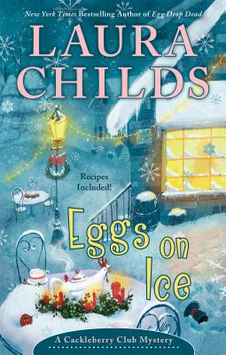 Eggs on Ice (A Cackleberry Club Mystery #8) Cover Image