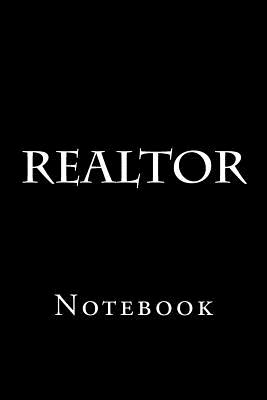 Realtor: Notebook Cover Image