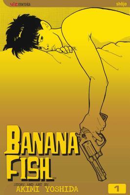 Banana Fish, Vol. 1 Cover Image