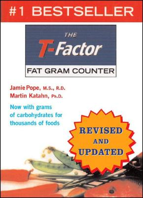 The T-Factor Fat Gram Counter Cover Image