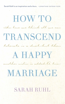 How to Transcend a Happy Marriage (Tcg Edition) Cover Image