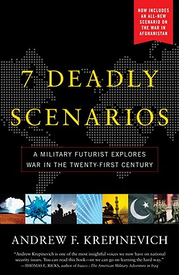 7 Deadly Scenarios Cover