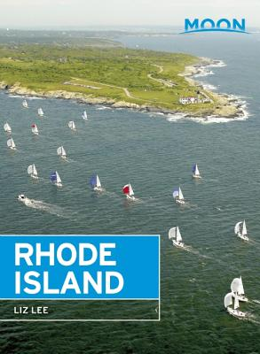 Moon Rhode Island (Moon Handbooks) Cover Image