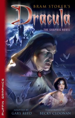 Dracula: The Graphic Novel Cover Image