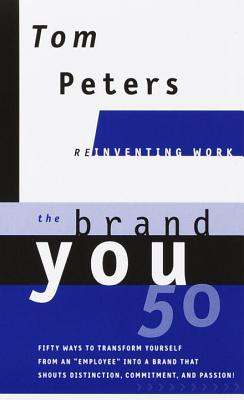 The Brand You50 (Reinventing Work) Cover