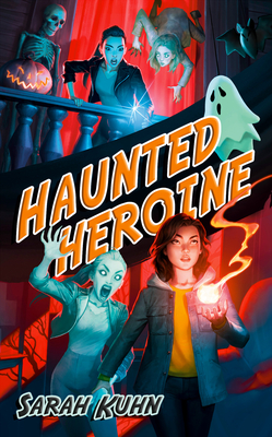Haunted Heroine (Heroine Complex #4) Cover Image