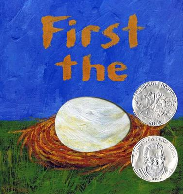 First the Egg Cover Image