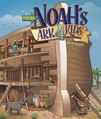 Inside Noah's Ark 4 Kids Cover Image