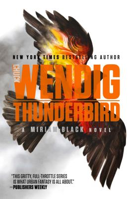 Thunderbird (Miriam Black #4) Cover Image