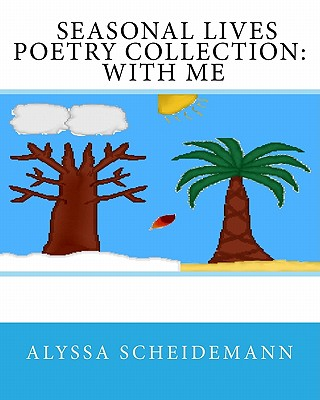 Seasonal Lives Poetry Collection Cover