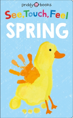 See, Touch, Feel: Spring Cover Image