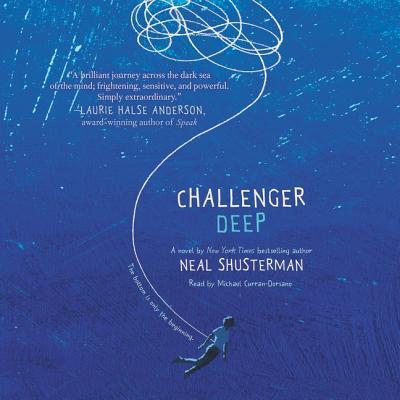 Challenger Deep Lib/E Cover Image