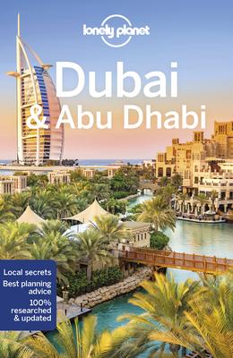 Lonely Planet Dubai & Abu Dhabi 9 (City Guide) Cover Image