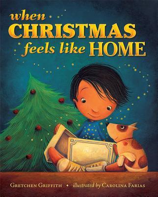 When Christmas Feels Like Home Cover