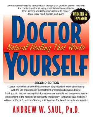 Doctor Yourself: Natural Healing That Works Cover Image