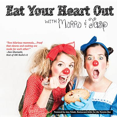 EatYourHeartOutwithMorroand Jasp Cover Image