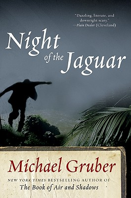 Night of the Jaguar Cover