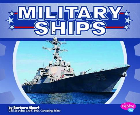 Military Ships (Military Machines) Cover Image